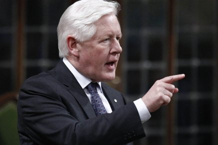 L'opposition et le chef libéral, Bob Rae, accusent... (Photo: Chris Wattie, Reuters)
