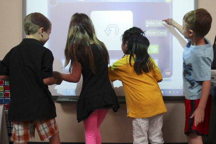 Les Smart Boards sont le seul modèle permettant... (Photo: Jim Wilson, Archives The New York Times)