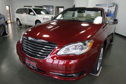 Chrysler Canada s'est pour un deuxième mois de suite hissé au premier  rang du... (Photo AP)