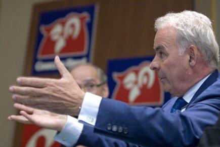 Alain Bouchard, président de Couche-Tard.... (Photo Alain Roberge, La Presse)