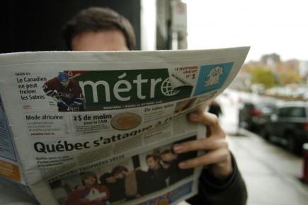 Le quotidien né en 2001 poursuivra ses liens... (Photo André Tremblay, La Presse)