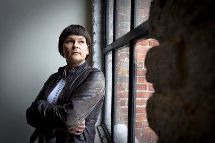 Huit ans plus tard, Mme St-Amour réalise que... (Photo: Alain Roberge, La Presse)
