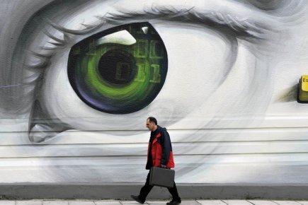 La Grèce sous l'oeil de ses créanciers...... (Photo AFP)