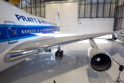 Le fabricant américain de moteurs à réaction Pratt & Whitney a annoncé mardi le... (Photo Alain Roberge, La Presse)