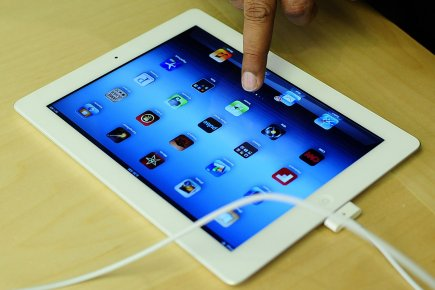 Traditionnellement, lvl pondait des applications sur mesure pour... (Photo: AFP)