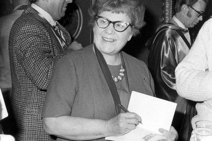 Jehane Benoît inspire les chefs à Sutton, où... (Photo archives La Presse)