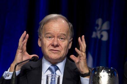 Raymond Bachand, ministre des Finances du Québec.... (Photo Robert Skinner, La Presse)