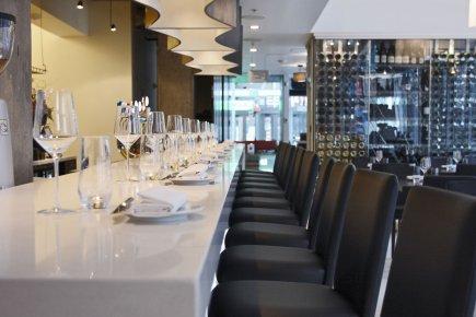 Restaurant le st cyr martin beaus jour collaboration sp ciale style - Restaurant boulevard saint martin ...