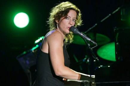 Sarah McLachlan... (Photo: Darryl Dyck, Archives La Presse Canadienne)