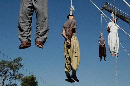 Au moins 360 personnes ont été exécutées en... (Photo: AFP)