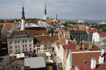 tallinn capitale d estonie