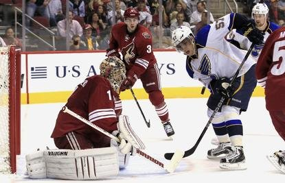 David Perron... (Archives AP)