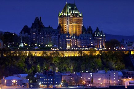 Région métropolitaine de Québec (Photo AP)
