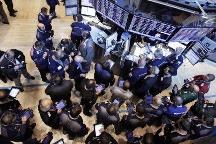 Les marchés ont connu une nouvelle journée de déprime vendredi après de ... (Photo: AP)