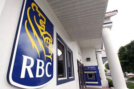 Une succursale de la Banque Royale à Orlano,... (Photo: AFP)