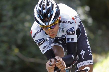L'affaire du contrôle positif du coureur espagnol Alberto... (Photo: AP)