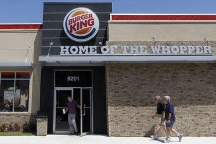 Le numéro deux mondial du hamburger, l'américain Burger King, a annoncé mardi... (Photo: AP)