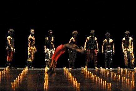 Agwa est une pièce de 30 minutes sur... (Photo fournie par la Place des Arts)