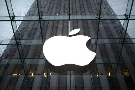 Apple a publié des chiffres impressionnants, mais inférieurs... (Photo: Reuters)