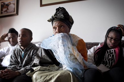 La détention de toute la petite famille, qui... (Photo: Marco Campanozzi, La Presse)