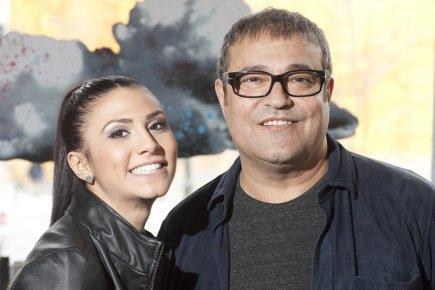 Vito Luprano, qui avait recruté Céline Dion pour... (Photo: André Pichette, La Presse)