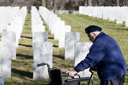 Des vétérans et leurs partisans ont maintes fois... (Photo : François Roy, archives La Presse)