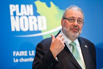 Le ministre du Développement durable, Pierre Arcand.... (Photo: Édouard Plante-Fréchette, archives La Presse)