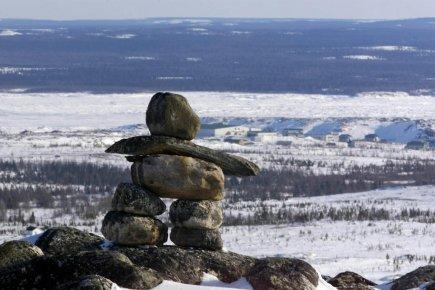L'économie du Nord-du-Québec et du Grand Nord est en effervescence. Le boom... (PHOTO Jacques Boissinot, archives La Presse Canadienne)
