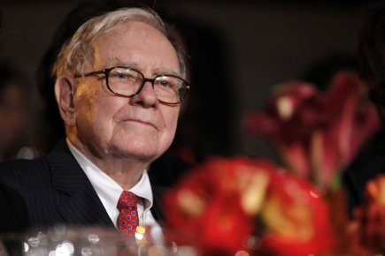Warren Buffett... (Photo d'archives Reuters)