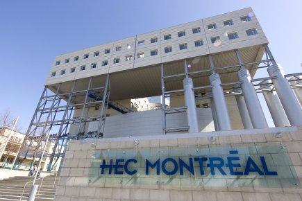 L'expertise des professeurs des HEC devient accessible grâce... (Photo David Boily, La Presse)