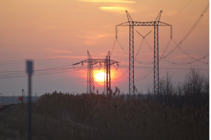 Les surplus d'électricité d'Hydro-Québec sont là pour longtemps, selon la... (Photo Ivanoh Demers, La Presse)