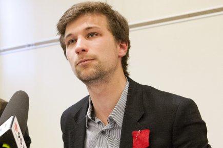 Gabriel Nadeau-Dubois... (Photo: Ninon Pednault, La Presse)