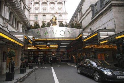La facture pour le Savoy est montée à... (Photo: PC)