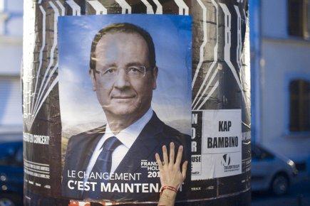 «Une chose est certaine: un président français (Hollande)... (Photo: Sébastien Bozon, AFP)