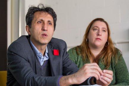 Québec solidaire présentera des candidats dans 125 comtés.... (Photo: Édouard Plante-Fréchette, La Presse)