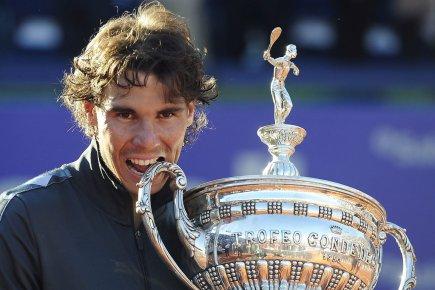 Rafael Nadal... (Photo AP)