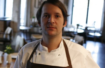 René Redzepi... (Photo Reuters)