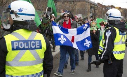 C'est avec colère, mécontentement et inquiétude que plusieurs Victoriavillois... (Archives La Presse)