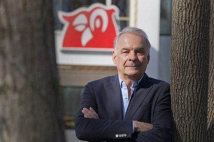 Le PDG de Couche-Tard,Alain Bouchard.... (Photo: Ivanoh Demers, La Presse)