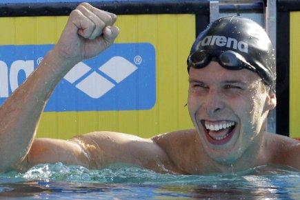 Le nageur norvégien Alexander Dale Oen.... (Photo: AP)