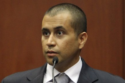 George Zimmerman en cour le 20 avril dernier.... (Photo: AP)