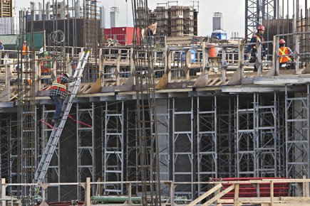 Dans sa plainte, la FTQ-Construction invite le Bureau... (Photo: Patrick Sanfaçon, La Presse)