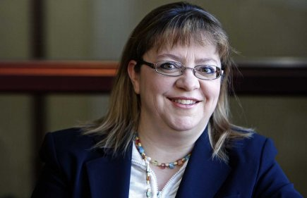 Nathalie Lacharité, conseillère en sécurité financière.... (Photo Robert Mailloux, La Presse)