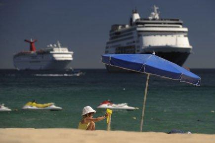 Le soleil québécois ou la mer turquoise de Cuba pour les vacances? Depuis cinq... (Photo Bernard Brault, La Presse)