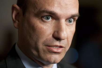 Selon Nathan Cullen (notre photo), le leader en... (Photo: PC)