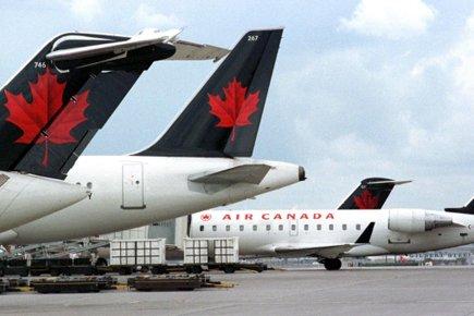 La rémunération des hauts dirigeants d'Air Canada a encore pris de l'altitude... (Photo: AFP)