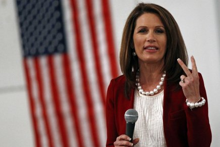 Michele Bachmann... (Photo: Reuters)