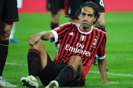Alessandro Nesta songe à se joindre à la... (Photo: AFP)