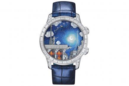 Le joailler Van Cleef & Arpels vient d'ajouter une nouvelle montre à sa... (Photo fournie par Van Cleef & Arpels)