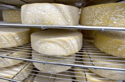 Les profits du géant des produits laitiers Saputo ont augmenté de 2% à son...